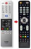 Alternatieve Toshiba CT-8527 afstandsbediening_8