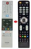Alternatieve Toshiba CT-8541 afstandsbediening_8