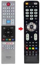 Alternatieve-Toshiba-CT-8533-afstandsbediening