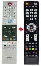 Alternatieve-Toshiba-CT-8541-afstandsbediening